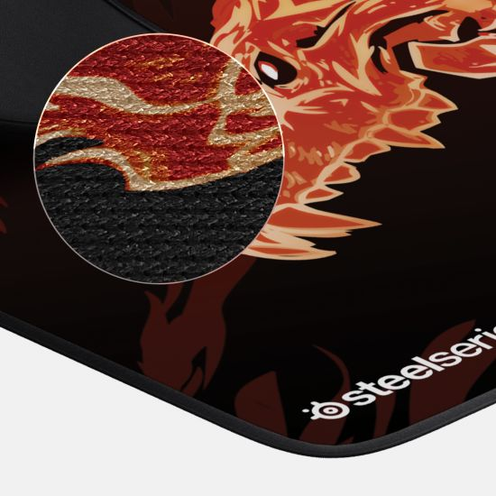 SteelSeries QcK+ Limited Howl Edition