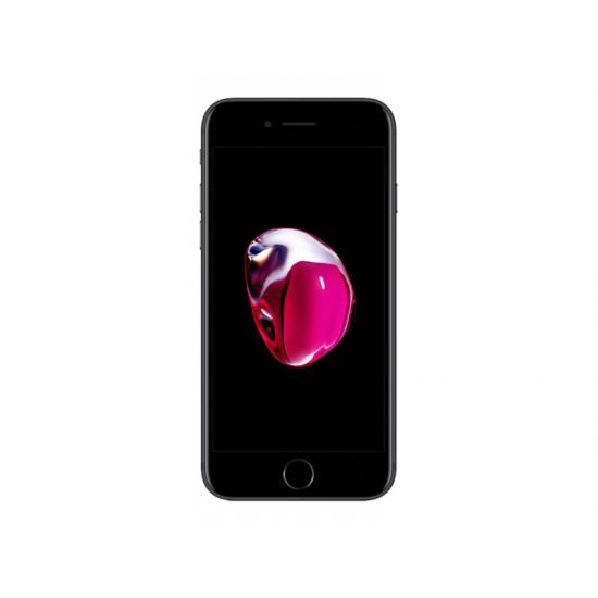 Apple iPhone 7 - sort - 4G LTE, LTE Advanced - 128 GB - GSM - smartphone