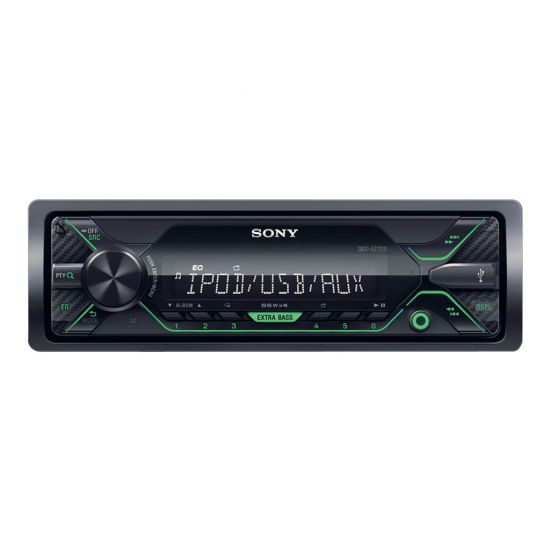 Sony DSX-A212UI - Bil - digital modtager - in-dash enhed - Full-DIN
