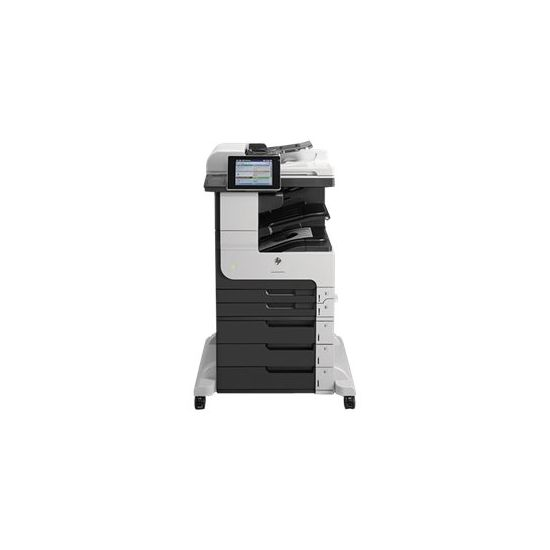 HP LaserJet Managed MFP M725zm - multifunktionsprinter (S/H)