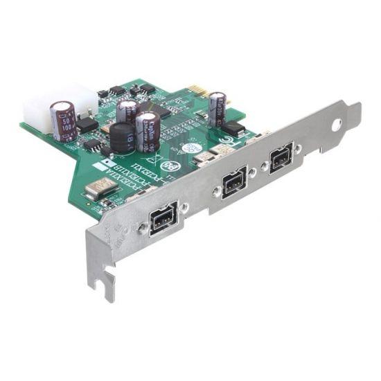 DeLock PCI Express Card > 3 x FireWire B - FireWire adapter