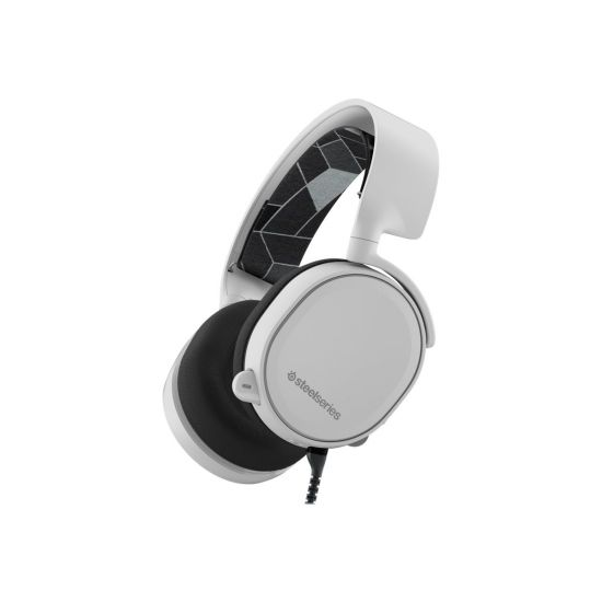 SteelSeries Arctis 3 White - 2019 Edition - headset