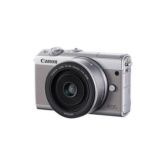 Canon EOS M100 - digitalkamera - kun kamerahus