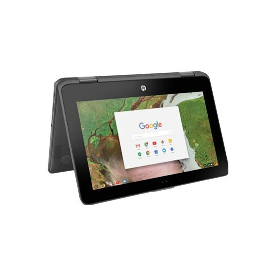 """HP Chromebook x360 11 G1 - Education Edition - 11.6"""" - Celeron N3350 - 4 GB RAM - 32 GB SSD"""