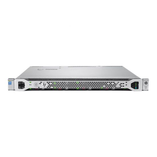 HPE ProLiant DL360 Gen9 Base - rack-monterbar - Xeon E5-2630V3 2.4 GHz - 16 GB - 0 GB