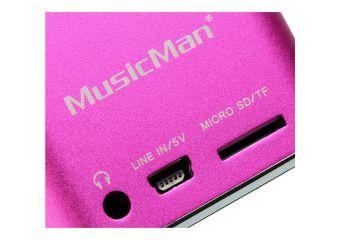 Technaxx MusicMan Mini