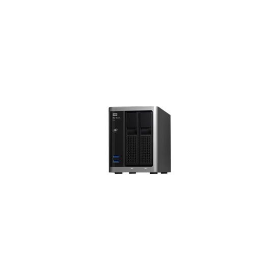 WD My Book Pro WDBDTB0160JSL - harddisk-array