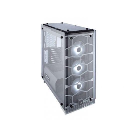 Corsair Crystal Series 570X RGB - Hvid - ATX