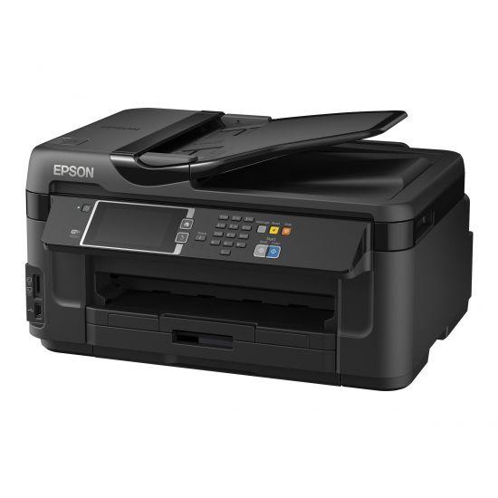 Epson WorkForce WF-7610DWF - multifunktionsprinter (farve)