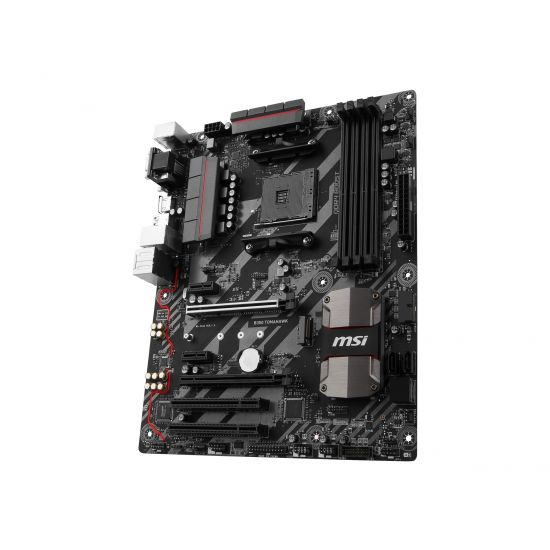 MSI B350 TOMAHAWK - bundkort - ATX - Socket AM4 - AMD B350 FCH