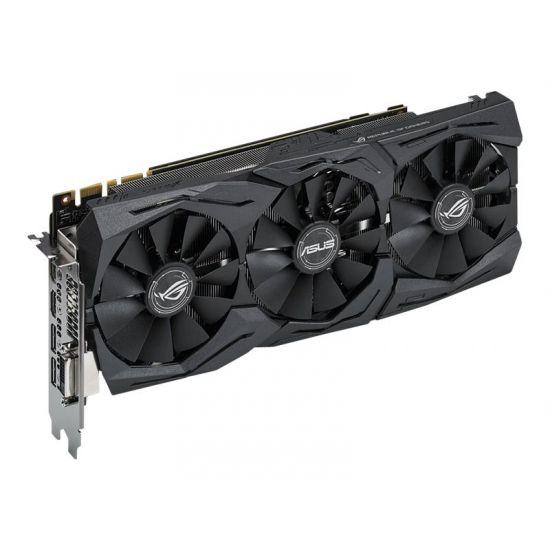 ASUS GeForce Strix GTX1080-8G-GAMING grafikkort - 8GB