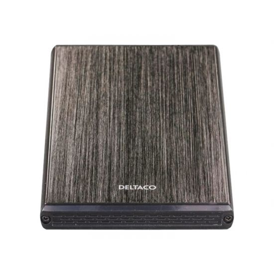 Deltaco MAP-GD28U3 - 2.5´´ Harddisk kabinet USB 3.0 Sort