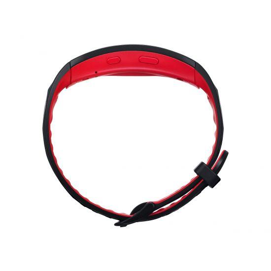 Samsung Gear Fit2 Pro aktivitetssporer med rem - 4 GB - rød