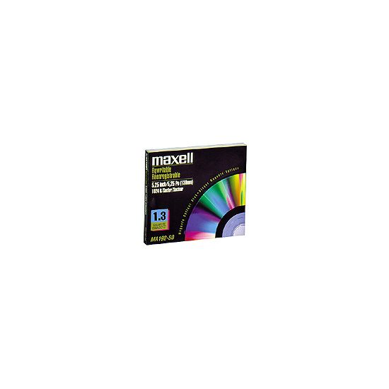 Maxell MA 192-S1 - WORM-disk x 1 - 4.1 GB - lagringsmedie