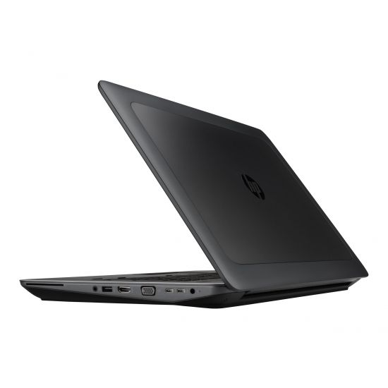 "HP ZBook 17 G4 Mobile Workstation - 17.3"" - Xeon E3-1535MV6 - 32 GB RAM - 256 GB SSD + 1 TB HDD - Dansk"