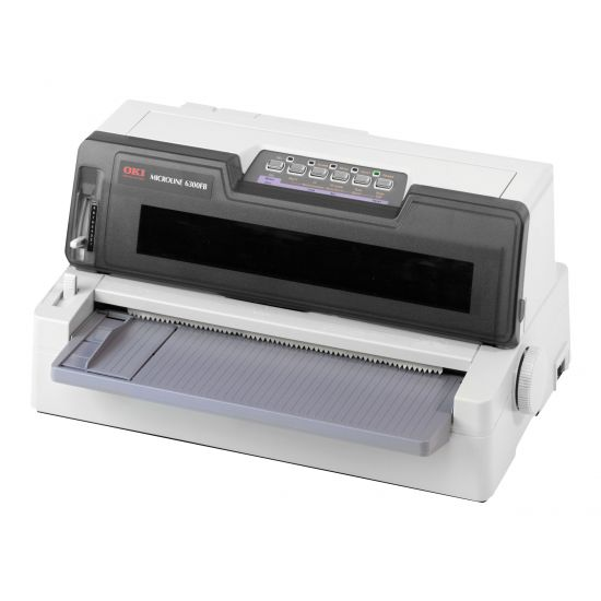 OKI Microline 6300 FB-SC - printer - monokrom - dot-matrix
