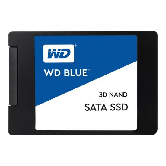 WD Blue 3D NAND SATA SSD WDS250G2B0A &#45 250GB - SATA 6 Gb/s