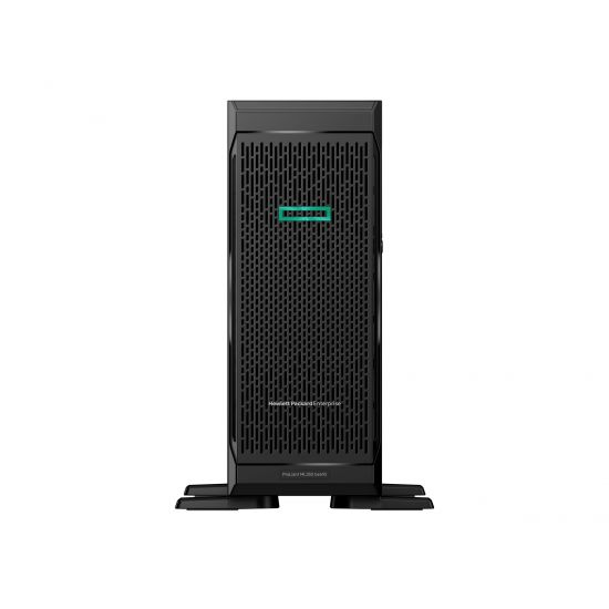HPE ProLiant ML350 Gen10 Base - tower - Xeon Silver 4110 2.1 GHz - 16 GB