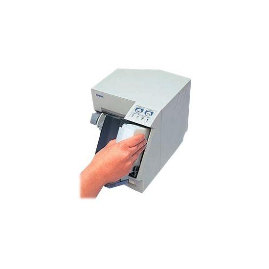 Epson SJIC3 - sort - original - blækpatron