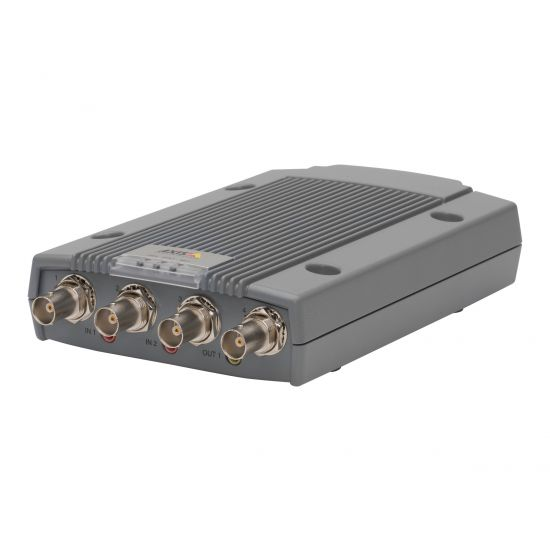 AXIS P7214 Video Encoder - videoserver - 4 kanaler