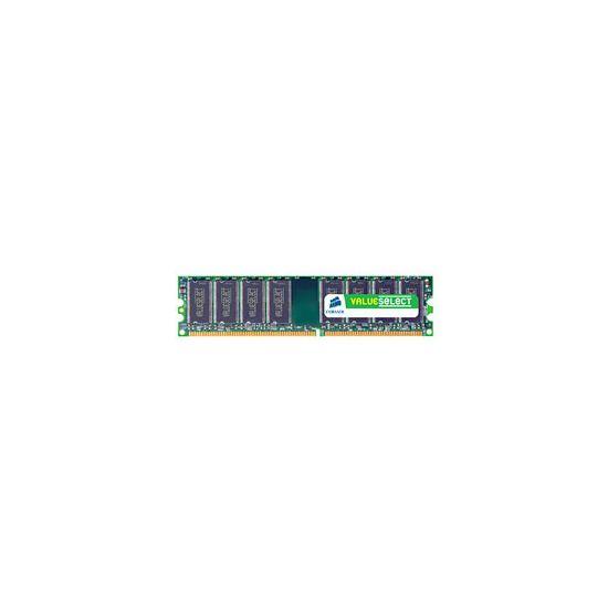 Corsair Value Select &#45 4GB: 2x2GB &#45 DDR2 &#45 667MHz &#45 DIMM 240-pin