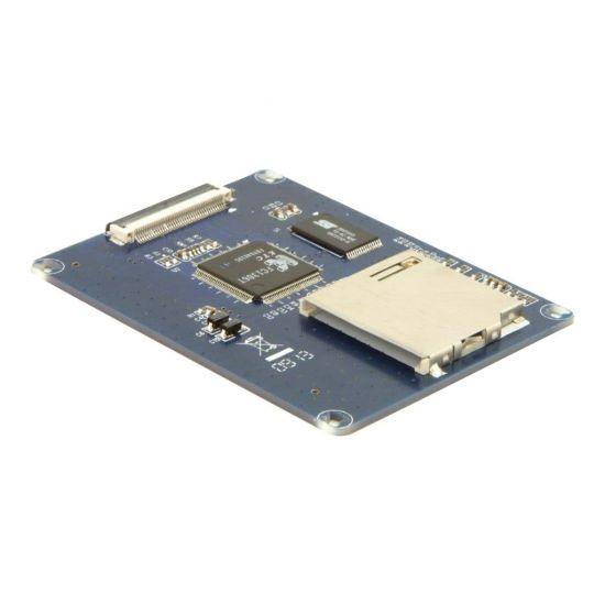 DeLOCK Converter ZIF > SD Card - kortlæser