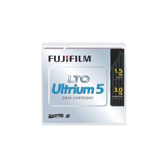 FUJIFILM LTO Ultrium G5 - LTO Ultrium 5 x 1 - 1.5 TB - lagringsmedie
