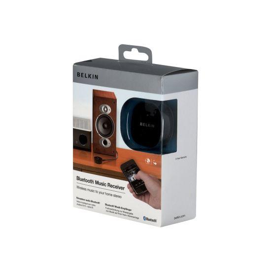 Belkin Bluetooth Music Receiver - Bluetooth trådløs audiomodtager