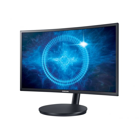 "Samsung 27"" CFG7 Series C27FG70FQU &#45 LED-Skærm AMD FreeSync VA 1ms - Full HD 1920x1080 ved 144Hz"