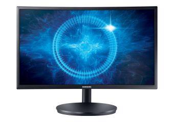 "Samsung 27"" CFG7 Series C27FG70FQU &#45 LED-Skærm AMD FreeSync VA 1ms"