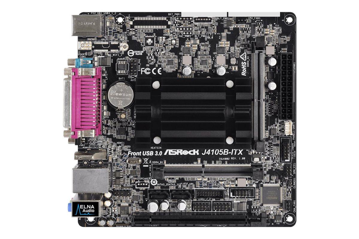 ASRock J4105B-ITX