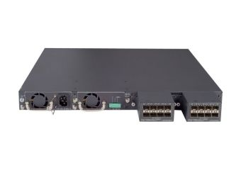HPE 5500-48G-4SFP HI Switch with 2 interface Slots