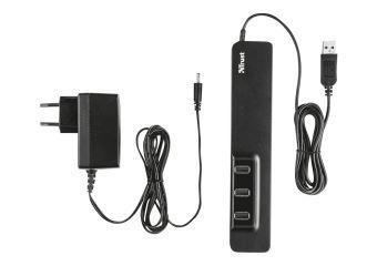 Trust OILA 10 Port USB 2.0 Hub