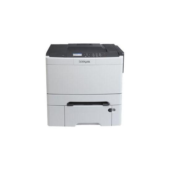 Lexmark CS410dtn - printer - farve - laser