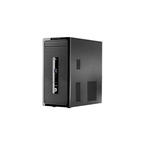 HP ProDesk 405 G2 - minitower - E1 6050 2 GHz - 4 GB - 500 GB
