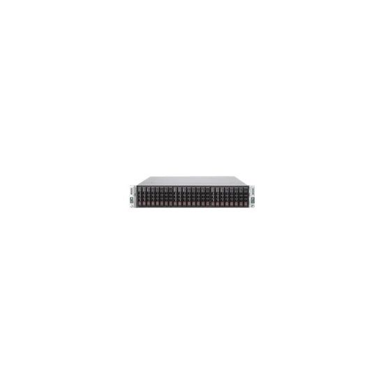 Supermicro SuperServer 2028TP-DNCFR - rack-monterbar - uden CPU - 0 MB - 0 GB