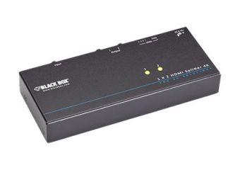 Black Box 4K HDMI Splitter 1 x 2