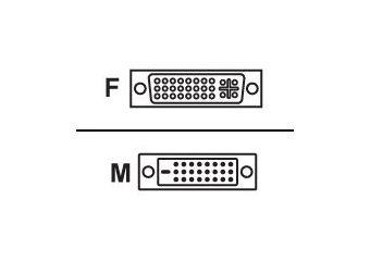 Avocent DVI-adapter