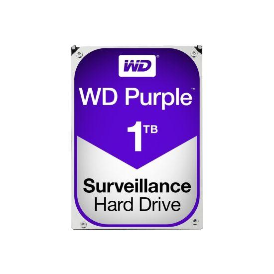 WD Purple Surveillance Hard Drive WD10PURZ &#45 1TB - SATA 6 Gb/s