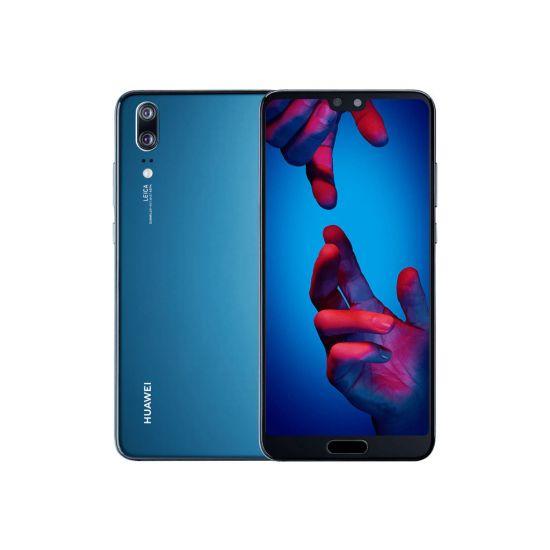 Huawei P20 - midnatsblå - 4G HSPA+ - 128 GB - GSM - smartphone