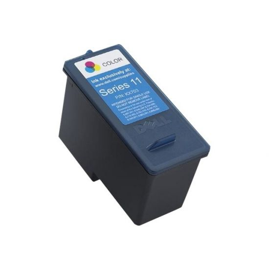 Dell Series 11 - farve (cyan, magenta, gul) - original - blækpatron