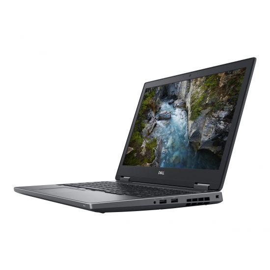 """Dell Precision Mobile Workstation 7530 - 15.6"""" - Core i7 8850H - 32 GB RAM - 1 TB SSD"""