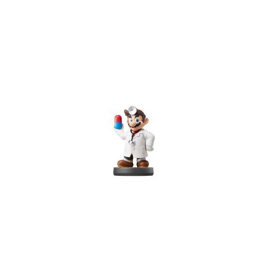 Nintendo amiibo Dr. Mario - Super Smash Bros. Collection - yderligere videospilsfigur
