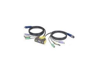 IOGEAR MiniView Micro Audio KVM Switch GCS612A