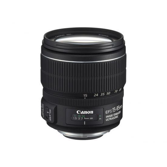 Canon EF-S zoomobjektiv - 15 mm - 85 mm