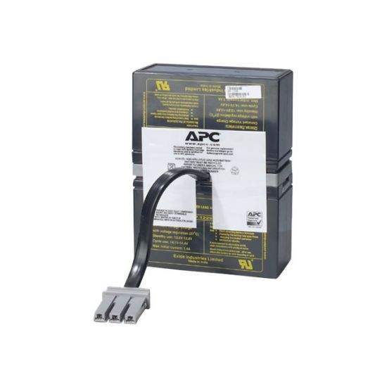 APC Replacement Battery Cartridge #32 - UPS-batteri - Blysyre