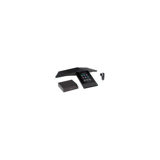 Polycom RealPresence Trio 8500 - Collaboration Kit - VoIP-telefon til konferencer - Bluetooth-interface