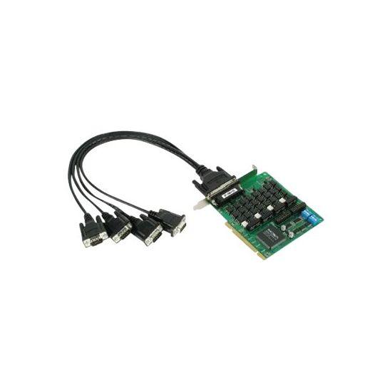 Moxa CP-134U-I-DB25M - seriel adapter