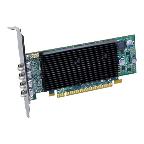 Matrox M9148 &#45 MatroxM9148 &#45 1GB - PCI Express x16