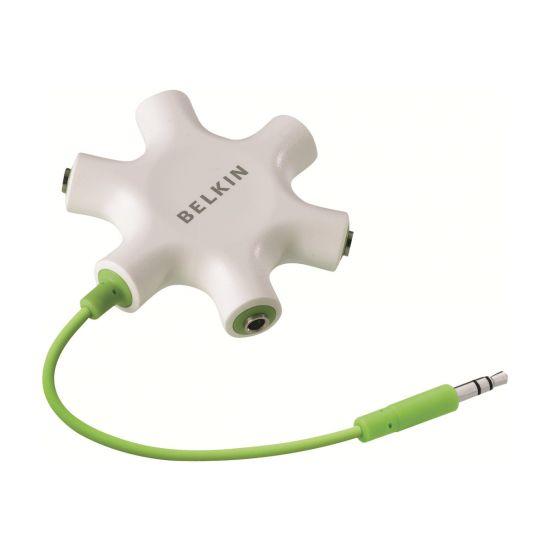 Belkin RockStar - splitter til hovedtelefoner